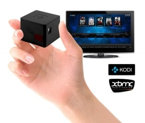 CuBox fanless multimedia mini PC