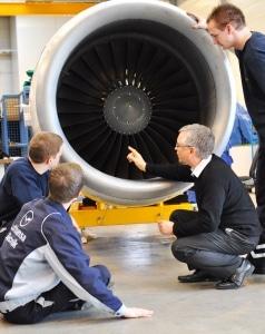 Ausbildung bei Lufthansa Technik AERO Alzey