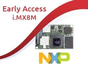 early access i.mx8m