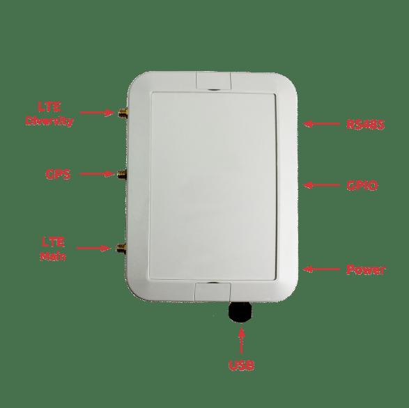 SolidSense Edge Gateway - Indoor/Outdoor IoT Edge Platform