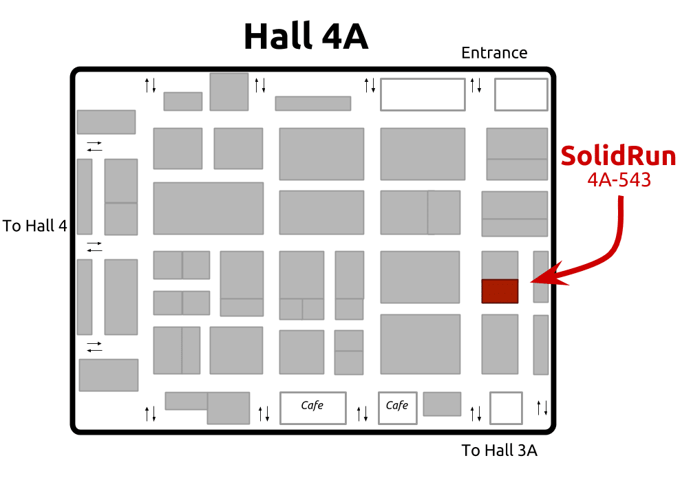 stand map ew 2019