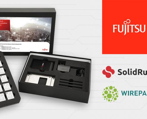 FUJITSU Evaluation Kit cover