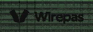 Wirepas Horizontal Black PNG