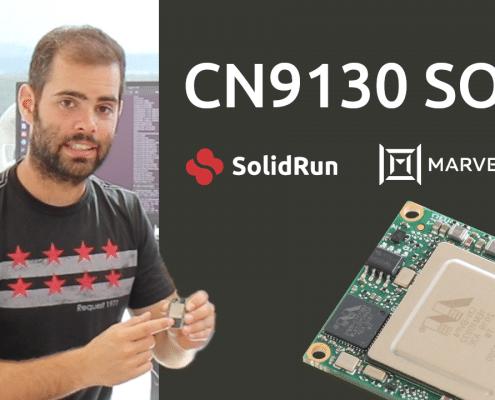 CN9130 SoM Thumbnail
